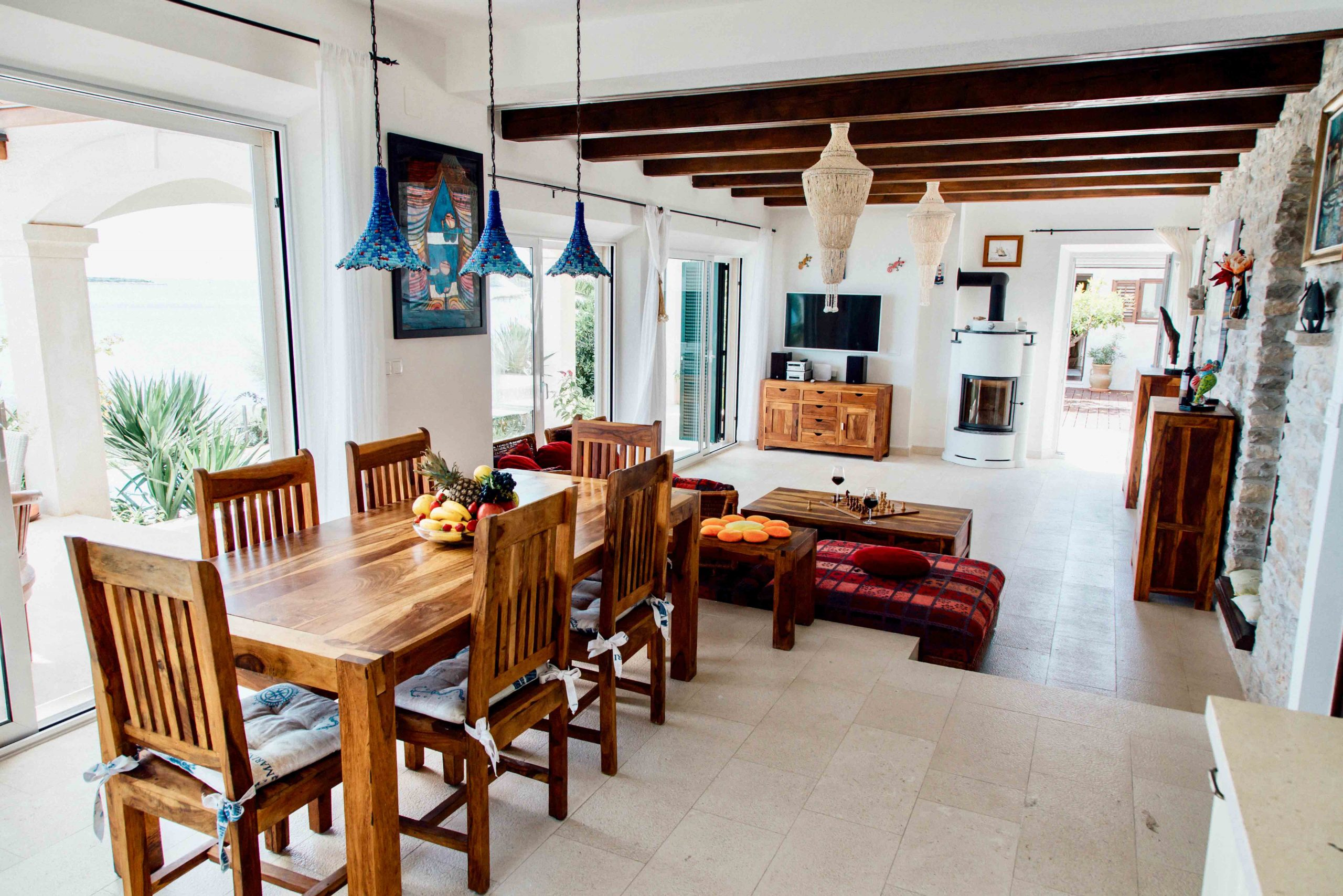 Villa SeaBreeze - Living Room