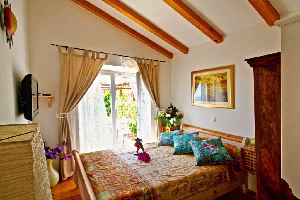 Villa Seabreaze Schlafzimmer Westen