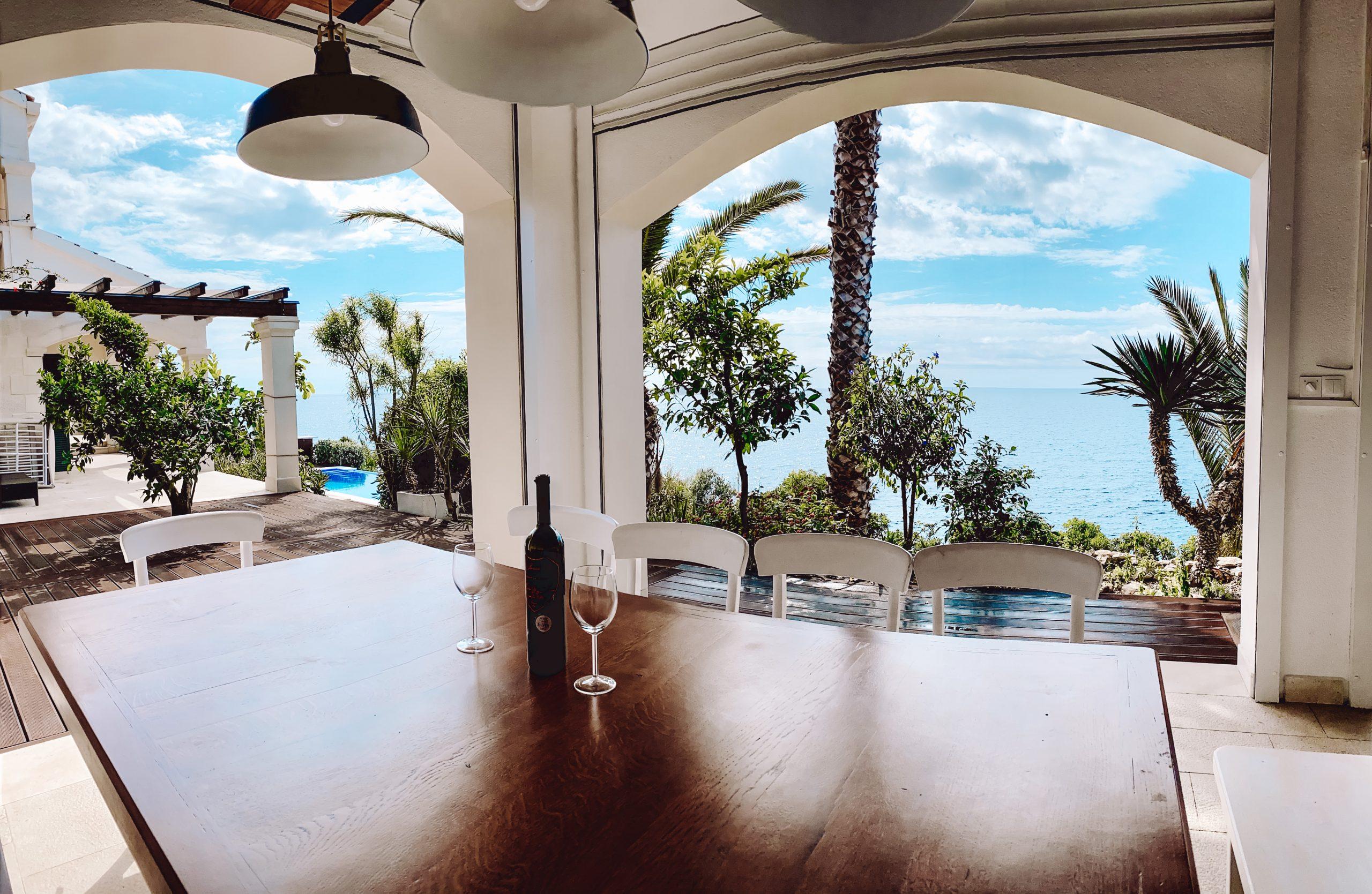 Villa SeaBreeze - Outdoor Area Terrace