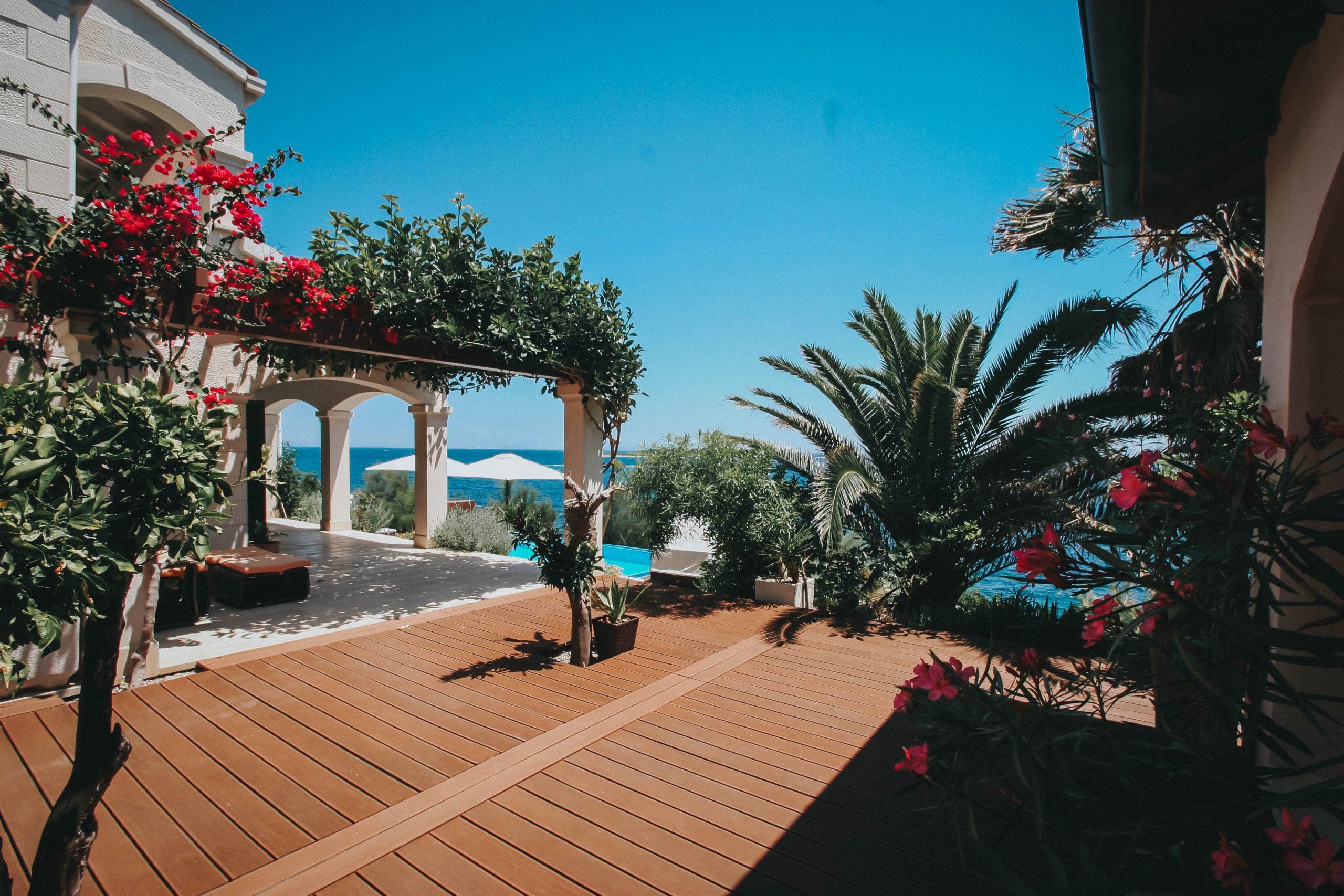 Villa SeaBreeze - Outdoor Area